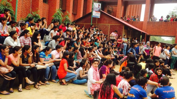 List of Girl's (Women's) College of Delhi University (DU)