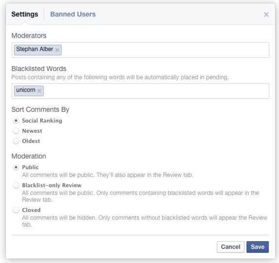 Advantages of integrating Facebook comment plugin