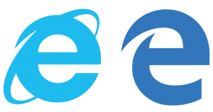 Microsoft Edge and Internet Explore