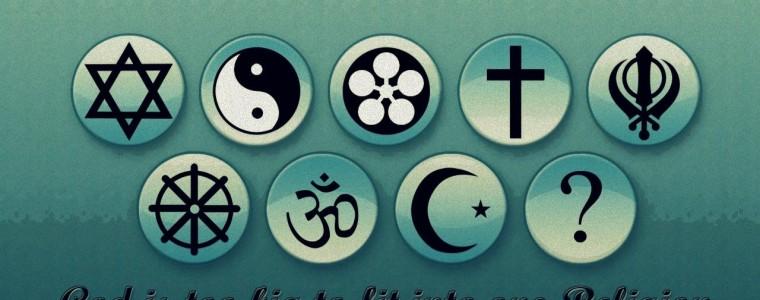 Religious Symbols in World