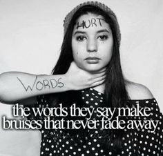Abuse & Bullying Teenager