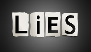 Lies Wallpaper