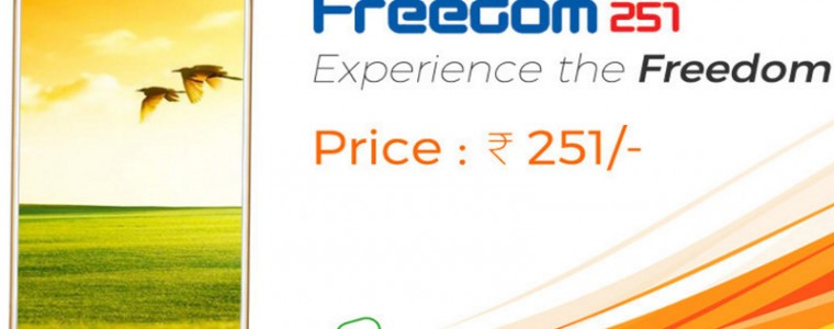 Smartphone at Rs. 251 by Ringing Bells in India