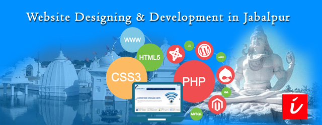 Website Designing & Development in Jabalpur