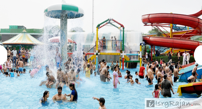 Splash the water park