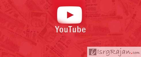 Earn from YouTube