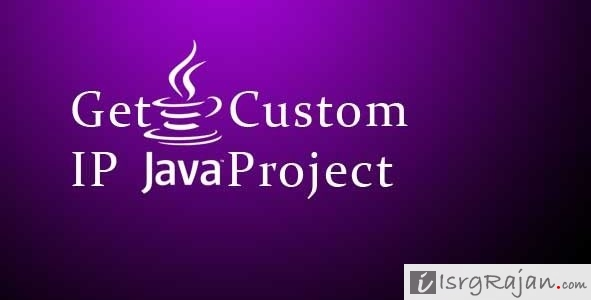 Get your Custom Java Project of your choice of topic