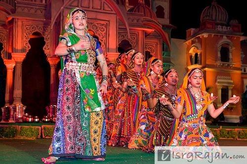 Gujarati Dancers