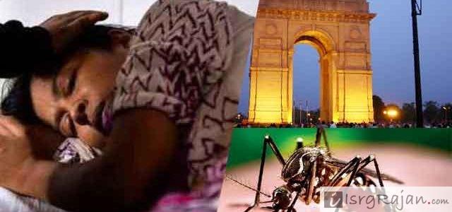 Delhi me Chikungunya se faili Dahshat