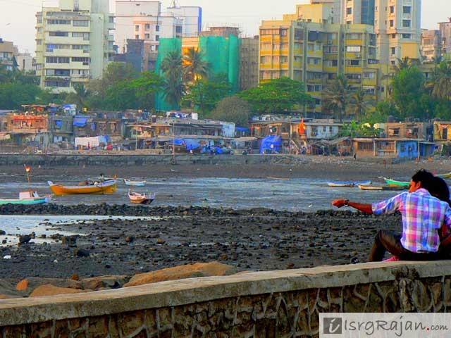 Bandra Bandstand, Bandra Bandstand Mumbai, Bandra Bandstand Couples