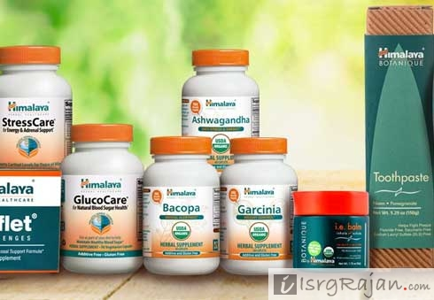Himalaya Herbals Limited Products