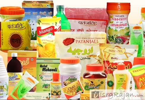 Patanjali Ayurved Limited Products