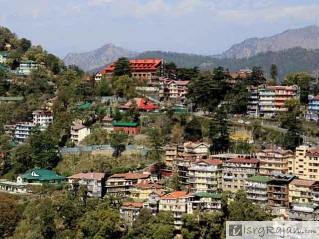 The Queen Of Hills Shimla