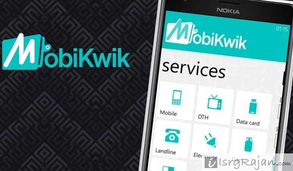 Mobikwik eWallet app
