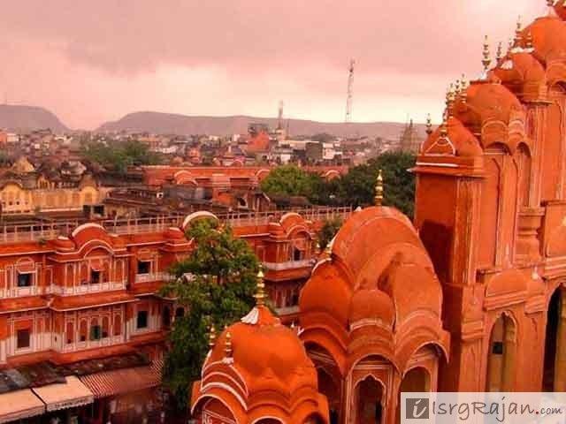 The Pink City Jaipur, Rajasthan