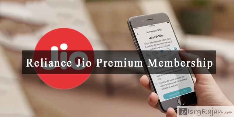What is Reliance Jio Prime Membership and how to enroll ?