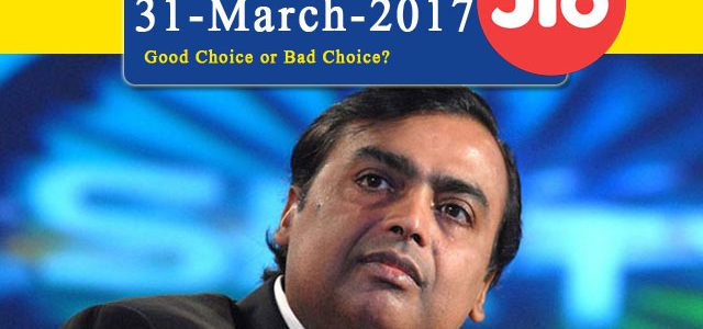 Reliance Jio Good Choice or Bad Choice?