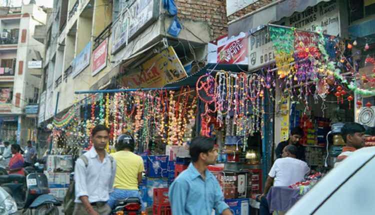 Kotla Mubarakpur, Delhi