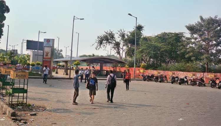 Malviya Nagar, Metro Station