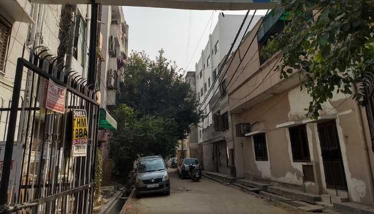 Patel Nagar, Delhi