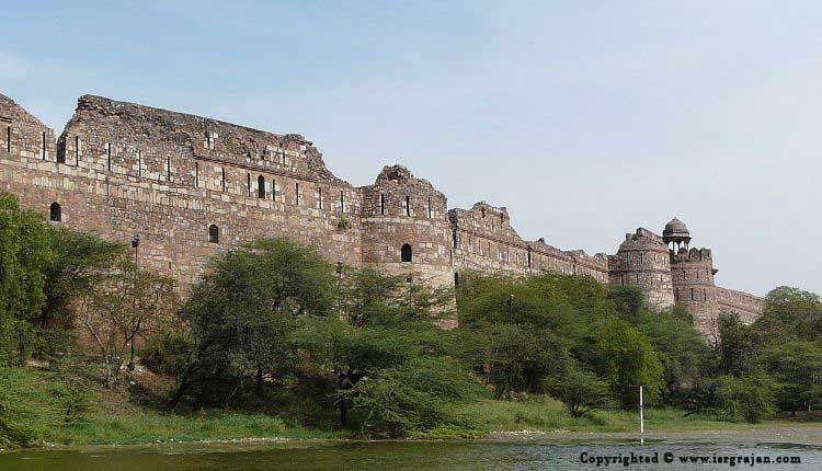 Purana Qila, Old Fort