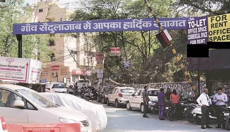 Saidulajab, Delhi
