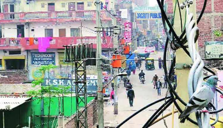 Sangam Vihar, Delhi