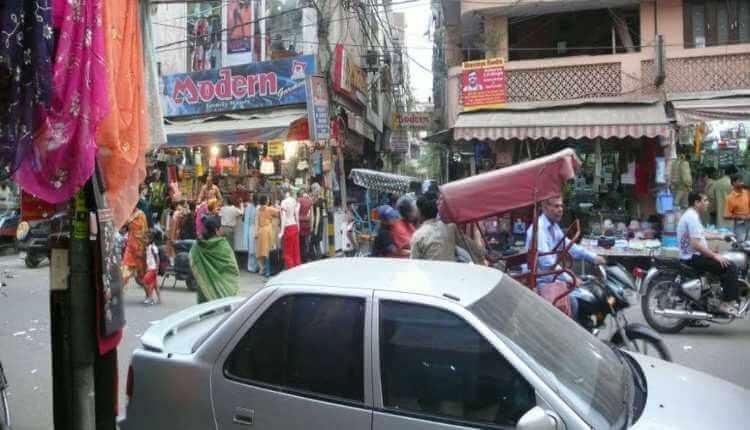 Rani Bagh, Delhi