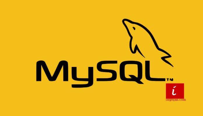 MySQL RDBMS Database