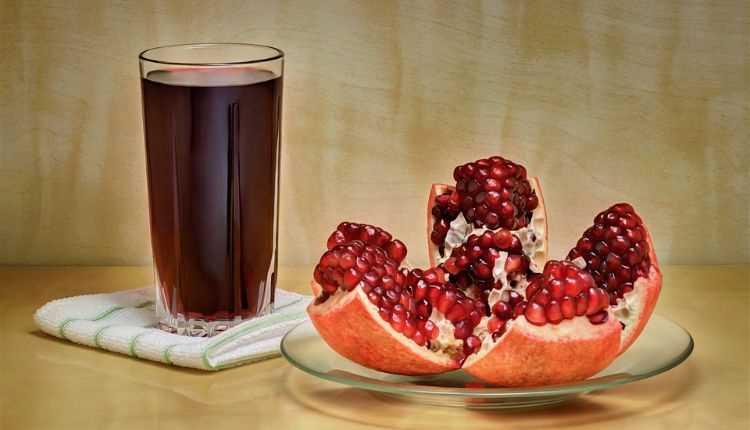 Pomegranate Juices