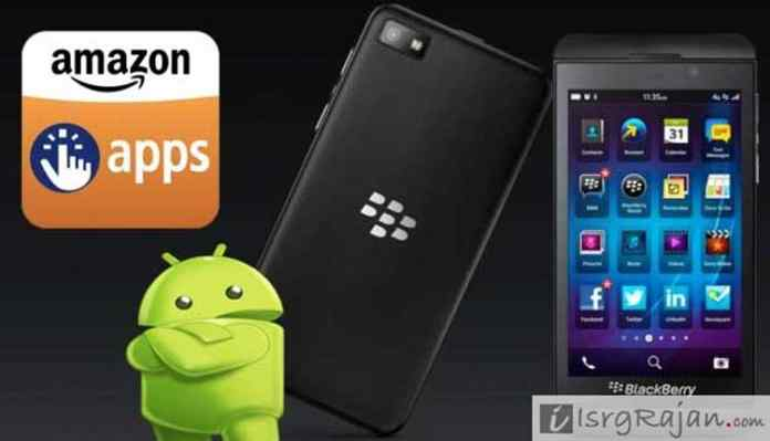 BlackBerry Android Apps uninstall