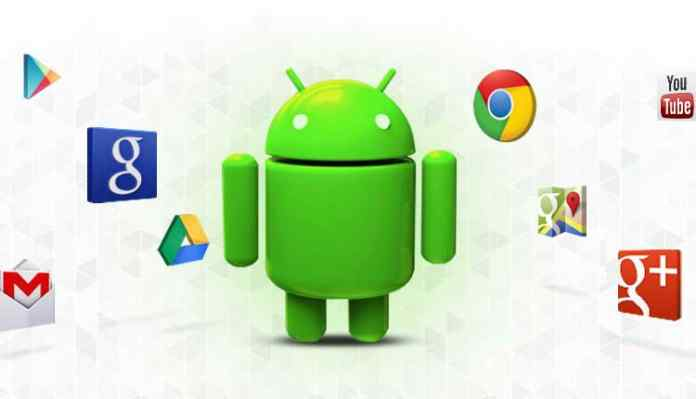 Android smartphone apps