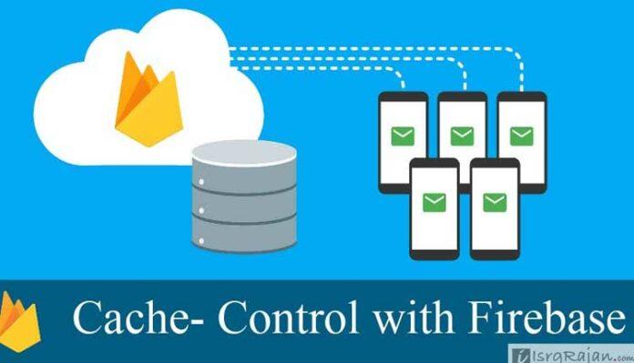Google Firebase Cache