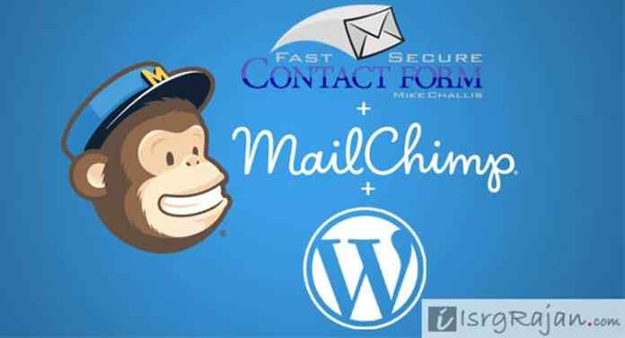 Mailchimp for FS Contact