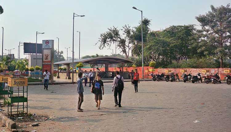 Malviya Nagar Metro Station