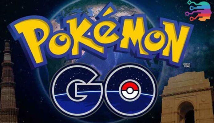 Pokemon Go in Delhi, India