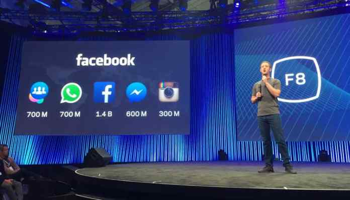 Zuckerberg CEO and founder of Facebook