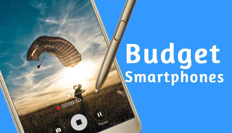 Budget Smartphone in India
