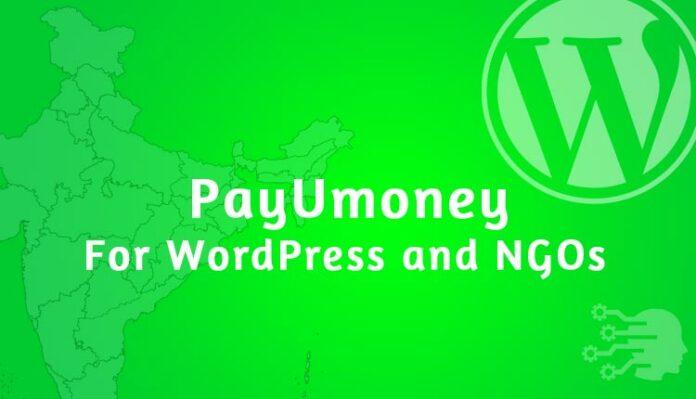 Payumoney for ngo