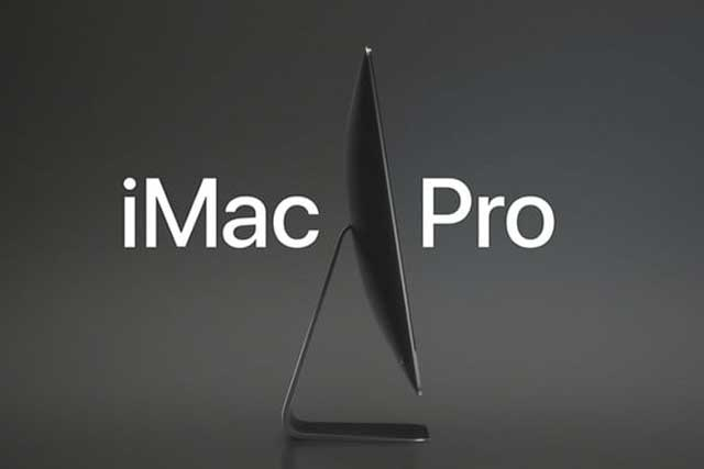 The all-new iMac Pro