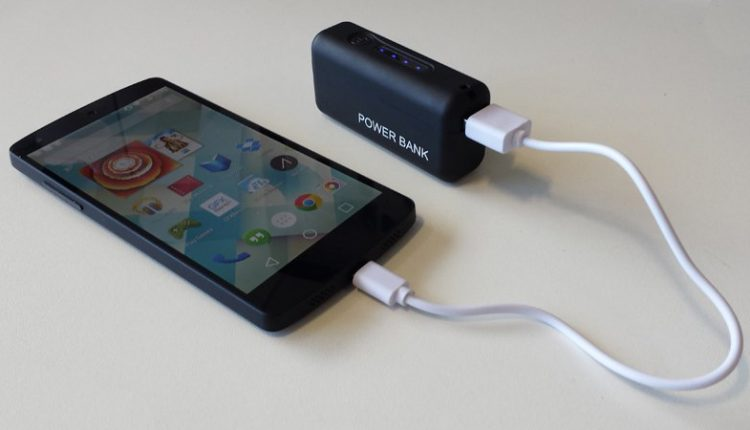 Phone Charger or a Power Bank