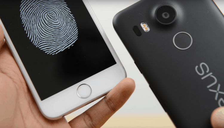 Android O Fingerprint Gestures