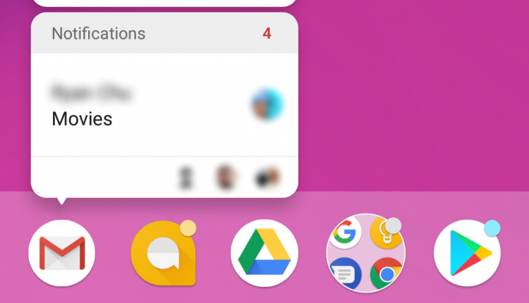 Notification Badges For Home screen