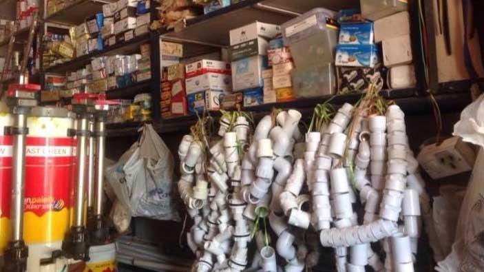 Jabalpur Adhartal market