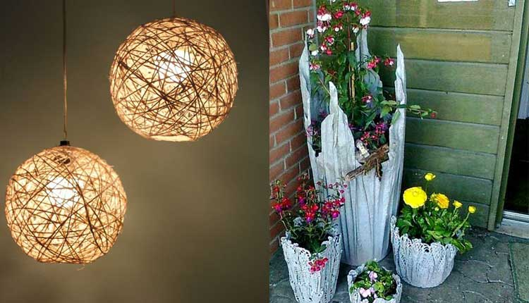 Do It Yourself Home Decorating Ideas: Best 4 Do It Yourself (DIYs) For Home Decor For An Indian