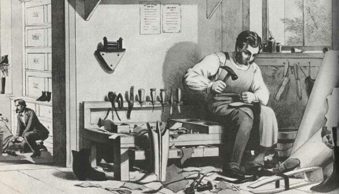 Cobbler Painting