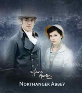 Northanger Abbey Movie Poster