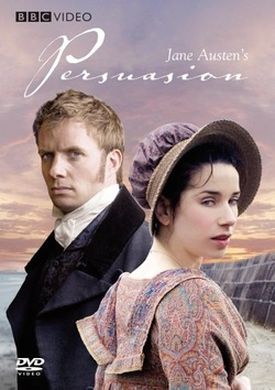 Persuasion movie Poster