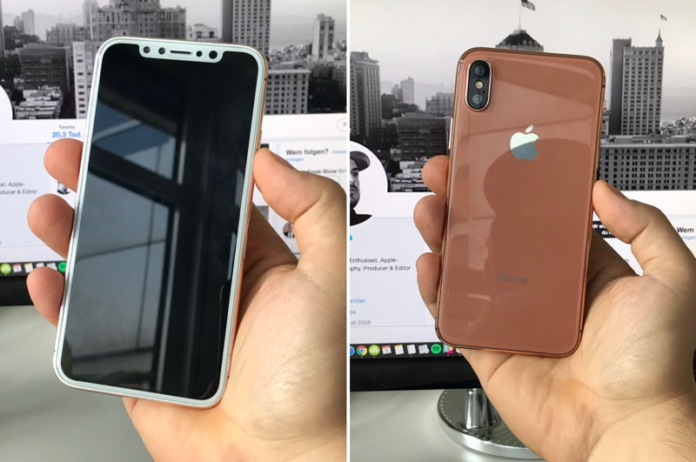 iPhone 8 first look