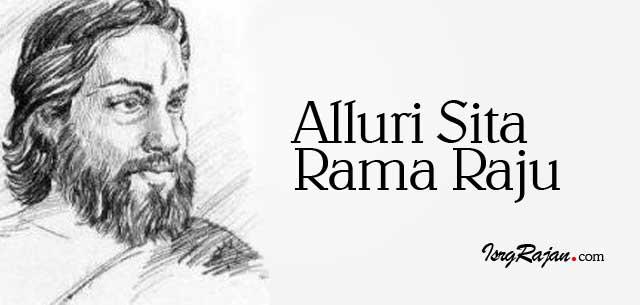 Alluri Sita Rama Raju